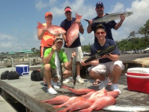 Tips For Successful Angling On The Gulf Coast